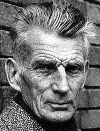 Samuel Beckett bajo un prisma fractal. Por Tostadora y Egeria