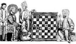 Historia rimada del ajedrez. Por Egeria.